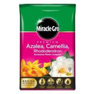 Miracle Gro Azalea, Camelia & Rhododendron Ericaceous Plant Compost